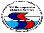 Chaloklum Diving ist ein Sponsor der SSS Rekompression Kammer auf Koh Samui