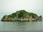 Koh Yipon, Marine Park, Thailand