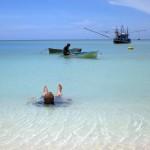 Entspannung bein Chaloklum Diving Rettungstaucher-Kurs