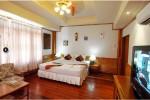 Jacuzzi Meeresblick Bungalow im Utopia Resort Koh Phangan