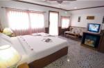 Klassisches Meeresblick Zimmer im Utopia Resort, Koh Phangan